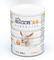 佳贝艾特营嘉高钙富硒配方羊奶粉 800g(新春享营嘉)